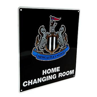 Newcastle United Accueil Changing Room Connexion