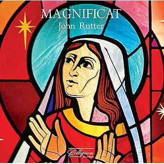 Rutter / Cambridge Singers / Forbes - John Rutter: Magnificat [CD] USA import