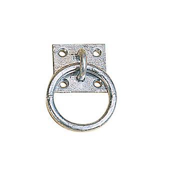 Plaque d'anneau de fixation Stubbs