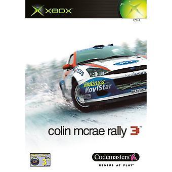 Colin McRae Rally 3 (Xbox) - Als nieuw