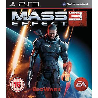 Mass Effect 3 (PS3)-ny
