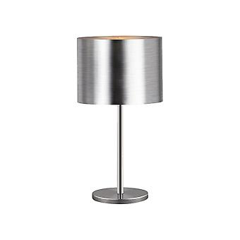 EGLO таблица лампа свет Dia: 350 никелевых М/Silber Saganto