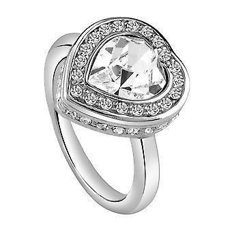 Υποθέτω γυναικεία δαχτυλίδι ανοξείδωτο ατσάλι ασημί UBR28507