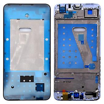 Gehäuse Rahmen Mittelrahmen Deckel kompatibel für Huawei P Smart Schwarz