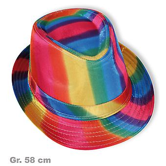 Trilby stained Herrnhut Rainbow 70s