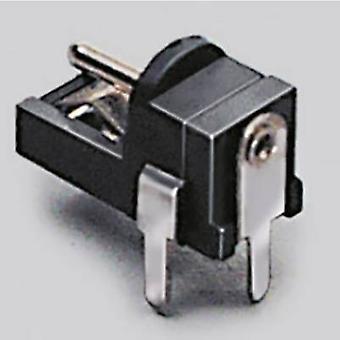 BKL elektroniska låg strömkontakten Socket, horisontella montera 1.3 mm 1 dator