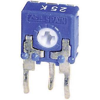 Weltron CA6 H Recortador Miniatura lineal 0.1 W 100 k á 215 á 235 á 1 ud(s)