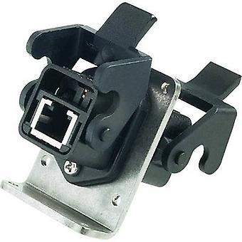 Harting 09 45 215 1107 Sensor/actuator splitter/adapter Socket, built-in No. of pins (RJ): 8P8C 1 pc(s)