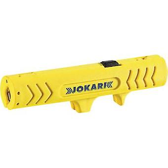 Jokari 30120 No. 12 Cable stripper Suitable for Round cable 8 up to 13 mm