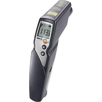 Testo 830-T4 IR thermometer display (thermometer) 30:1 -30 tot + 400 °C contact meting