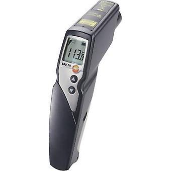 testo 830-T4 IR Thermometer Anzeige (Thermometer) 30:1 -30 bis +400 °C Kontaktmessung
