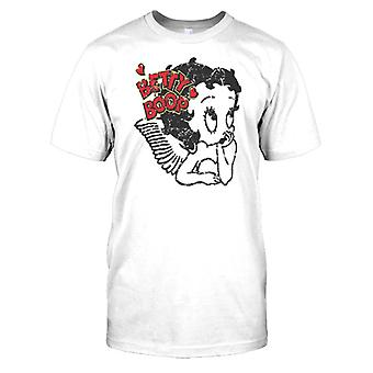 Betty Boop - Engelchen Kinder T Shirt