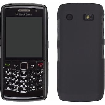 Wireless Solutions Color Click Case for BlackBerry 9100 Pearl - Black
