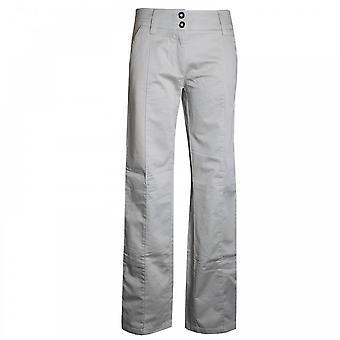 Pantalon Long Double bouton apanage féminin