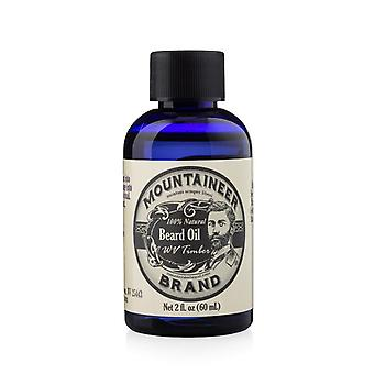Mountaineer Marca Madera Barbulos Aceite 60ml