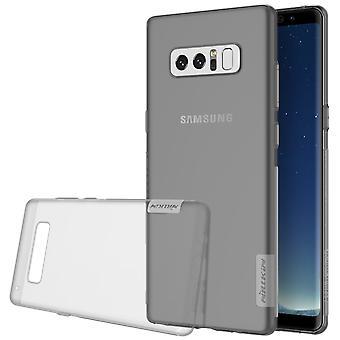 NILLKIN Samsung Galaxy Note 8 nature Series 0,6 mm TPU-grijs
