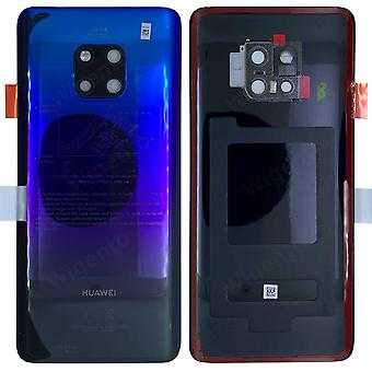 Huawei battery cover battery cover battery cover Twillight blue for mate 20 Pro 02352GDG repair new