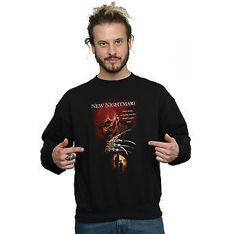 Painajainen Elm Streetillä miesten uusi painajainen svetaripaita