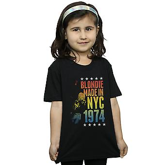 Blondie filles Rainbow NYC T-Shirt