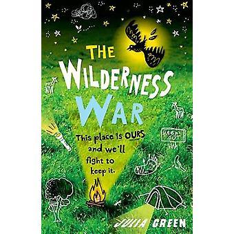 Ørkenen krigen af Julia grøn - 9780192743657 bog