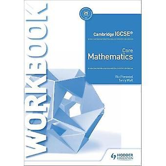 ケンブリッジ IGCSE コア マットによってケンブリッジ IGCSE コア数学ブック