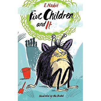 Five Children and It by E. Nesbit - 9781847496362 Book