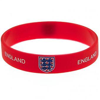 England FA Official Silicone Wristband