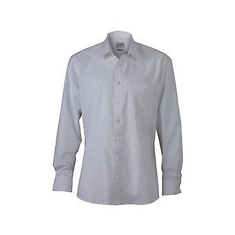 James en Nicholson Mens nieuwe Kent Shirt