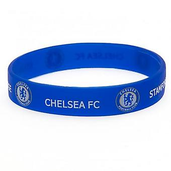 Chelsea FC siliconen armband