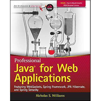 Professionelle Java für Web-Anwendungen - mit Websockets - Frühling