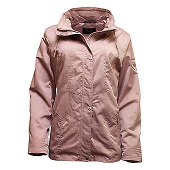JUNGE Coat 2463 75 Pink