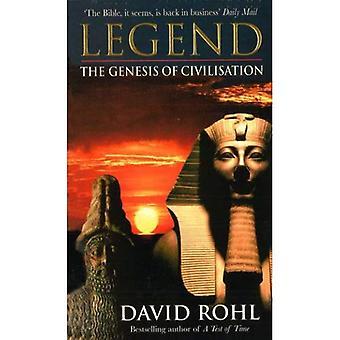 Kuvateksti: Genesis sivistyksen