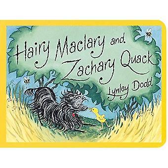 Behaarte Maclary und Zachary Quack