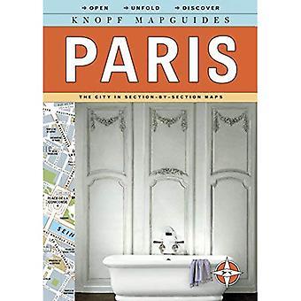 Paris (Knopf Citymap Guides) (Knopf Citymap Guides)