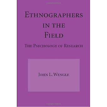 Ethnographers In The Field The Psychology Of Research