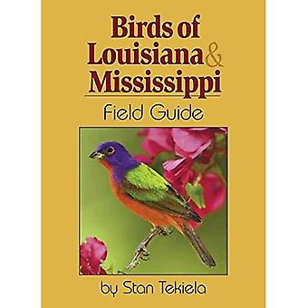 Oiseaux de Louisiane & Mississippi Field Guide