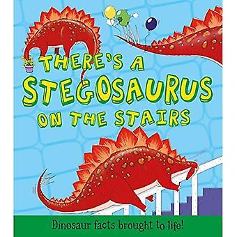Que se passe-t-il si un dinosaure: il y a un stégosaure dans l'escalier