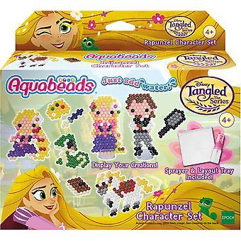 Conjunto de caracteres de Aquabeads Rapunzel - Tangled serie