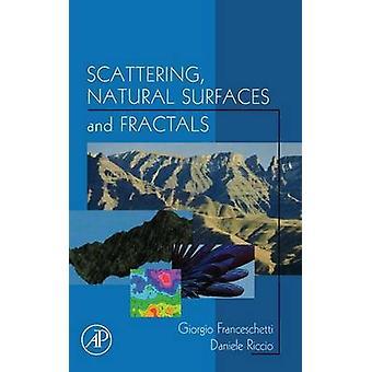 自然な表面と Franceschetti ・ ジョルジョによるフラクタルを散乱