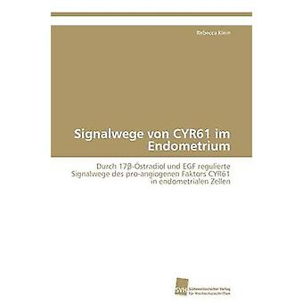 Signalwege von CYR61 im Endometrium door Klein Rebecca