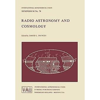 Radio astronomi og kosmologi ved Jauncey & dl.