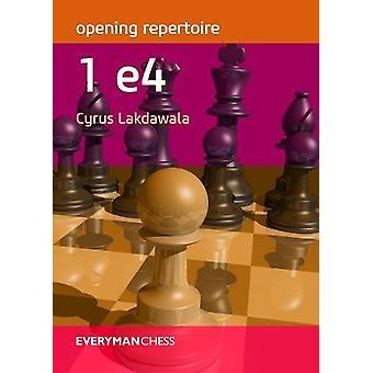 افتتاح مرجع - 1e4 بواسطة سايروس Lakdawala - 9781781944752 كتاب