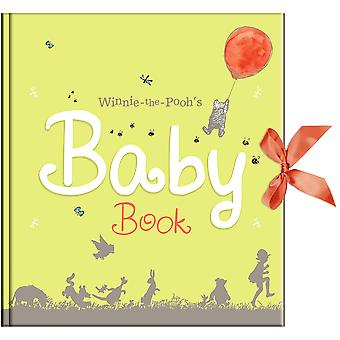 Rainbow Designs Winnie The Pooh Baby Record Book