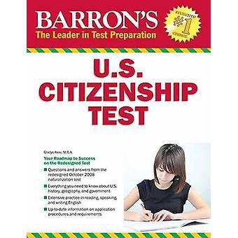U.S. Citizenship Test (8th edition) by Gladys E. Alesi - 978143800218