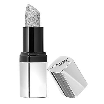 Barry M Glitzstick Silver Glitter Lip Paint