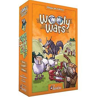 Wooly Wars board joc