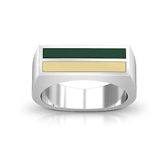 California Polytechnic State University Ring In Sterling Silver Design by BIXLER