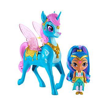Luccicanti e brillano - Shine & Magical Flying zahracorn