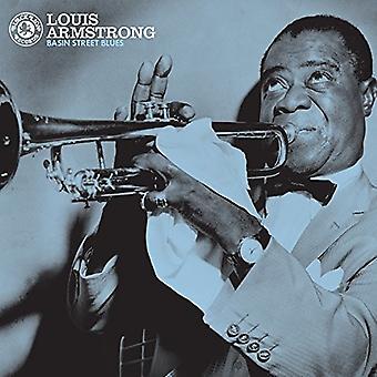 Louis Armstrong - Basin Street Blues (180-Gram Vinyl) [Vinyl] USA import