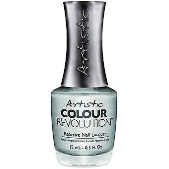 Artistic Colour Revolution Cyber Punk 2017 Nail Polish Collection - Heart Of Chrome (2300148) 15ml